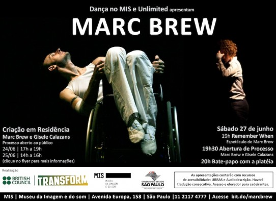 E-FLYER MARC BREW. Descrição no final do post.