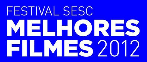 Logotipo Festival SESC Melhores Filmes 2012.