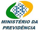Logomarca do Ministério da Previdência Social.