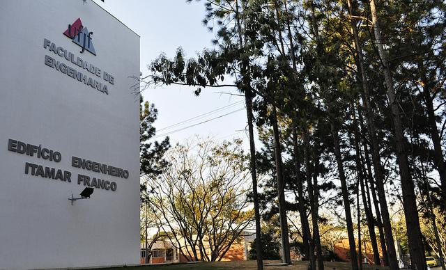 UFJF - Faculdade de Engenharia / Edifício Itamar Franco.