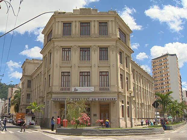 Instituto de Educação.