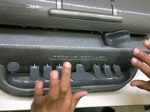 Máquina Braille.